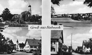 Alte Postkarte (um 1930)
