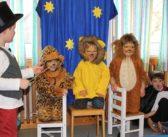Manege frei im Kindergarten Siebnach!