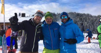 Familien Ski& Rodeltag